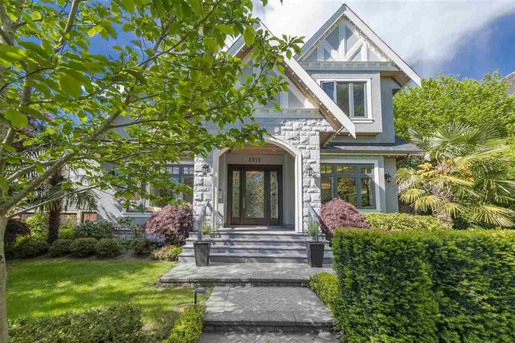 2915 W 44TH AVENUE - Kerrisdale House/Single Family for sale, 7 Bedrooms (R2583821)