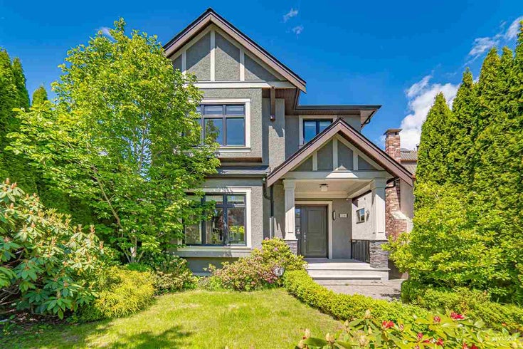 2761 ALAMEIN AVENUE - Arbutus House/Single Family for sale, 4 Bedrooms (R2583839)