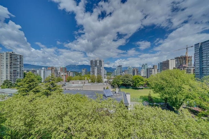 1003 1720 BARCLAY STREET - West End VW Apartment/Condo for sale, 1 Bedroom (R2583848)