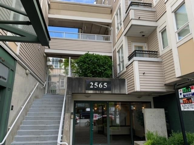 240 2565 W BROADWAY - Kitsilano Townhouse for sale, 2 Bedrooms (R2583860)