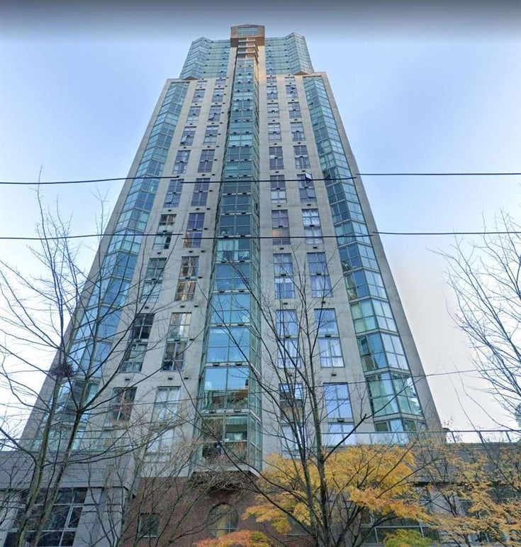 1901 1188 HOWE STREET - Downtown VW Apartment/Condo for sale, 2 Bedrooms (R2583898)