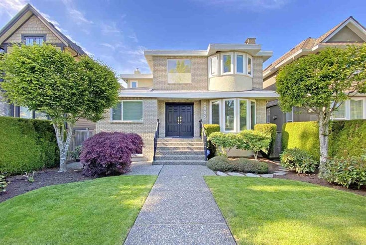 2833 W 21ST AVENUE - Arbutus House/Single Family for sale, 6 Bedrooms (R2584003)