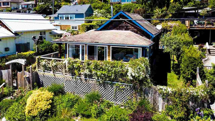 557 MARINE DRIVE - Gibsons & Area House/Single Family for sale, 1 Bedroom (R2584063)