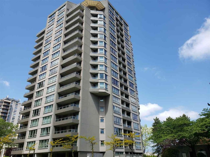 505 6070 MCMURRAY AVENUE - Forest Glen BS Apartment/Condo for sale, 1 Bedroom (R2584129)