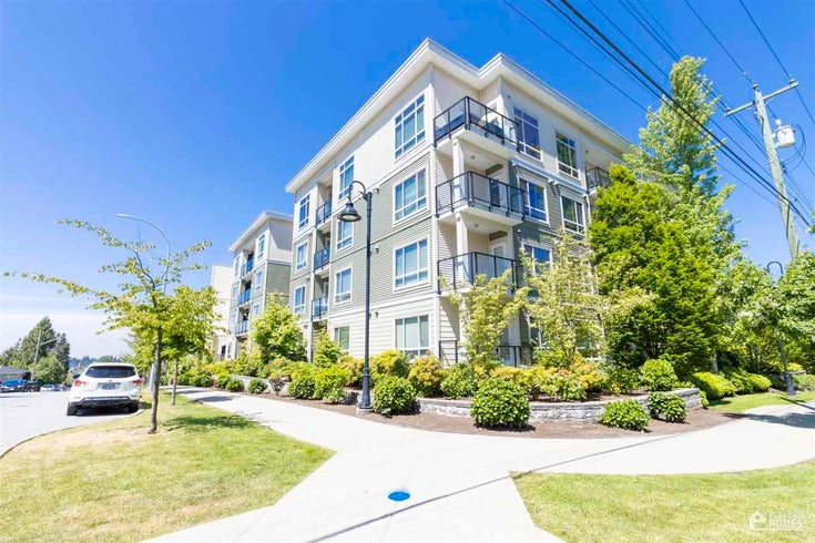 307 13789 107A AVENUE - Whalley Apartment/Condo for sale, 2 Bedrooms (R2584167)