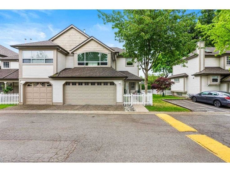 43 16318 82 AVENUE - Fleetwood Tynehead Townhouse for sale, 5 Bedrooms (R2584170)