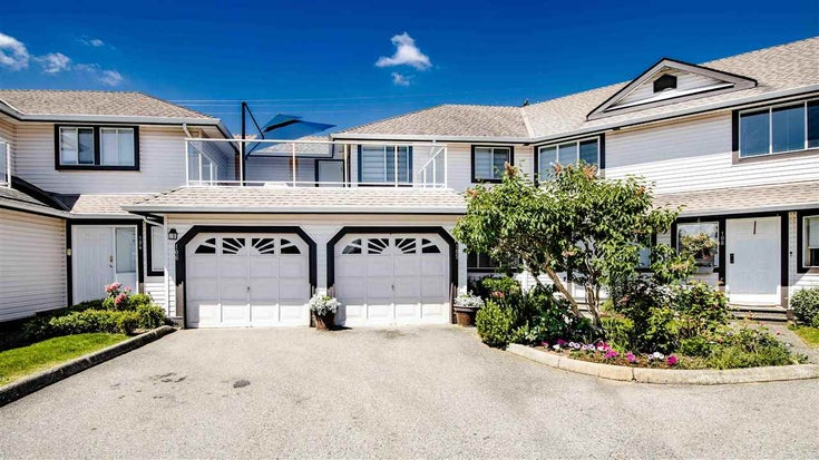 105 3080 TOWNLINE ROAD - Abbotsford West Townhouse for sale, 2 Bedrooms (R2584542)