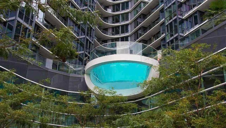 1121 68 SMITHE STREET - Downtown VW Apartment/Condo for sale, 1 Bedroom (R2584708)