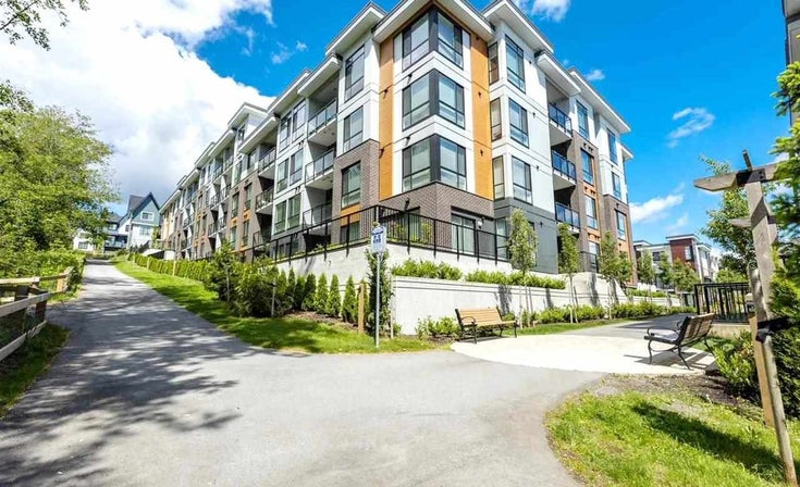 A100 20087 68 AVENUE - Willoughby Heights Apartment/Condo for sale, 1 Bedroom (R2584733)