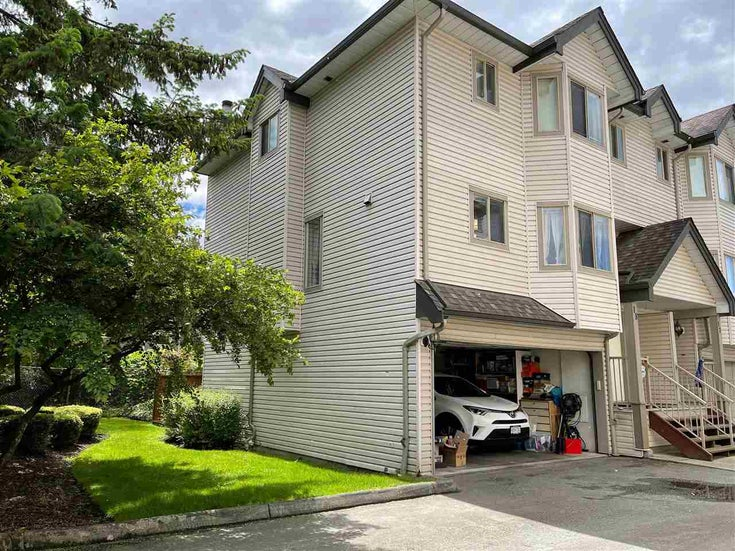 18 2420 PITT RIVER ROAD - Mary Hill Townhouse for sale, 3 Bedrooms (R2584953)