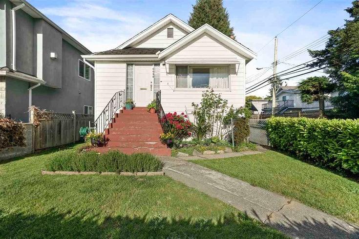 6690 NANAIMO STREET - Killarney VE House/Single Family for sale, 4 Bedrooms (R2584955)