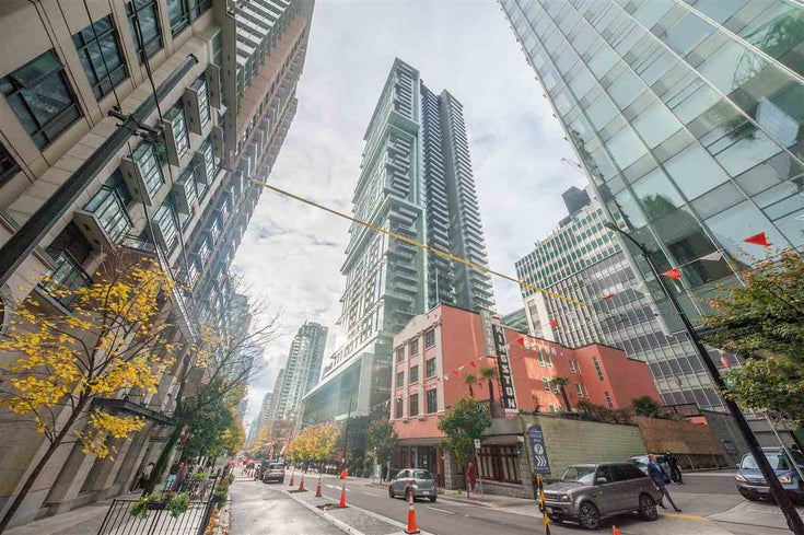 2008 777 RICHARDS STREET - Downtown VW Apartment/Condo for sale, 1 Bedroom (R2584969)