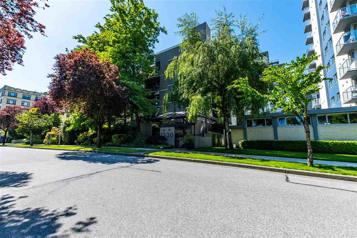205 1230 COMOX STREET - West End VW Apartment/Condo for sale, 2 Bedrooms (R2584975)