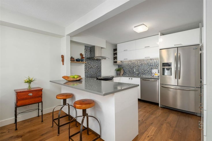 1209 33 CHESTERFIELD PLACE - Lower Lonsdale Apartment/Condo for sale, 1 Bedroom (R2585071)