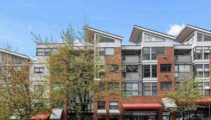 205 305 LONSDALE AVENUE - Lower Lonsdale Apartment/Condo for sale, 3 Bedrooms (R2585116)