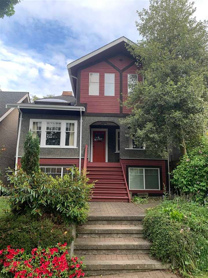 3750 W 16TH AVENUE - Point Grey House/Single Family for sale, 7 Bedrooms (R2585134)