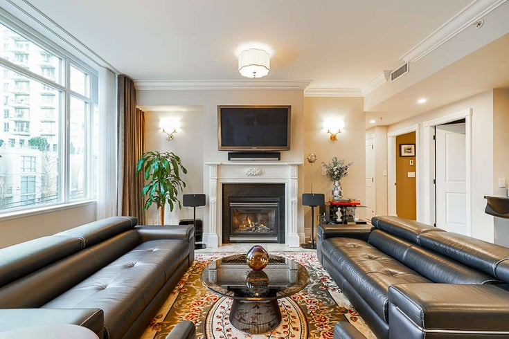503 1280 RICHARDS STREET - Yaletown Apartment/Condo for sale, 2 Bedrooms (R2585153)