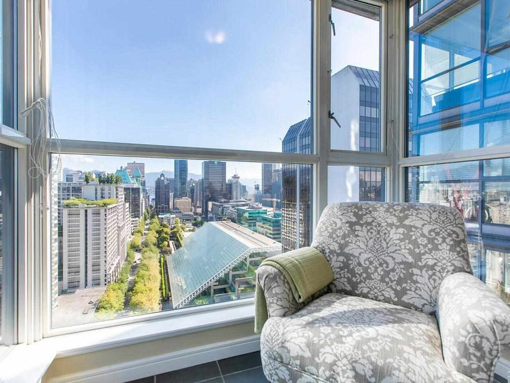 2605 1068 HORNBY STREET - Downtown VW Apartment/Condo for sale, 1 Bedroom (R2585193)