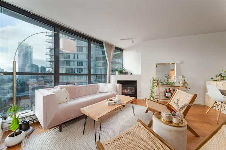 1606 501 PACIFIC STREET - Downtown VW Apartment/Condo for sale, 1 Bedroom (R2585299)