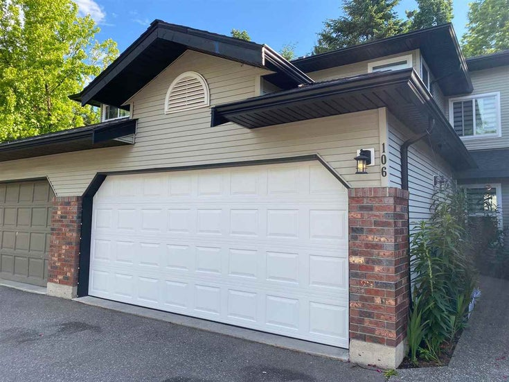 106 36060 OLD YALE ROAD - Abbotsford East Townhouse for sale, 3 Bedrooms (R2585326)