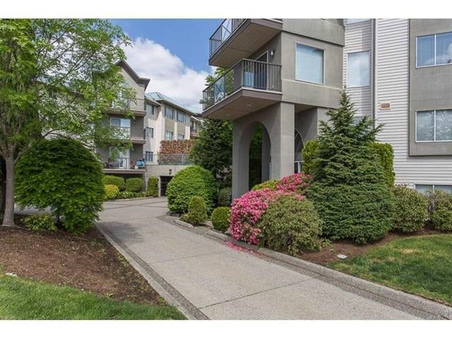 314 32725 GEORGE FERGUSON WAY - Abbotsford West Apartment/Condo for sale, 2 Bedrooms (R2585376)