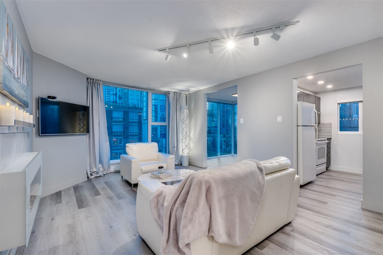 603 1155 HOMER STREET - Yaletown Apartment/Condo for sale, 1 Bedroom (R2585397) - #1