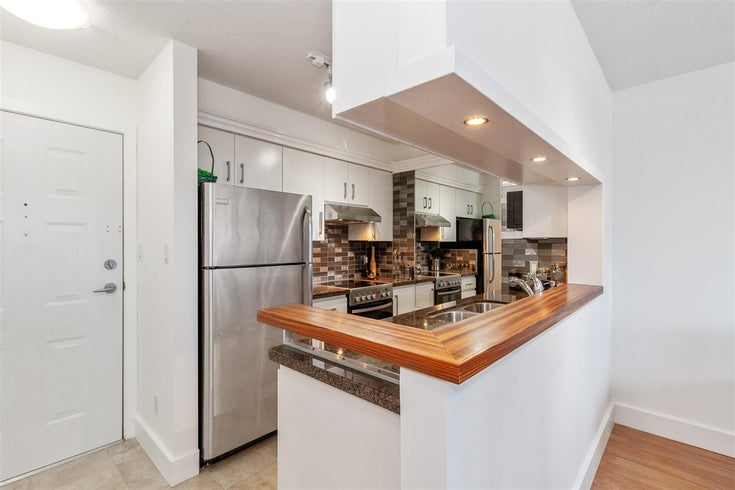 1001 3455 ASCOT PLACE - Collingwood VE Apartment/Condo for sale, 1 Bedroom (R2585432)