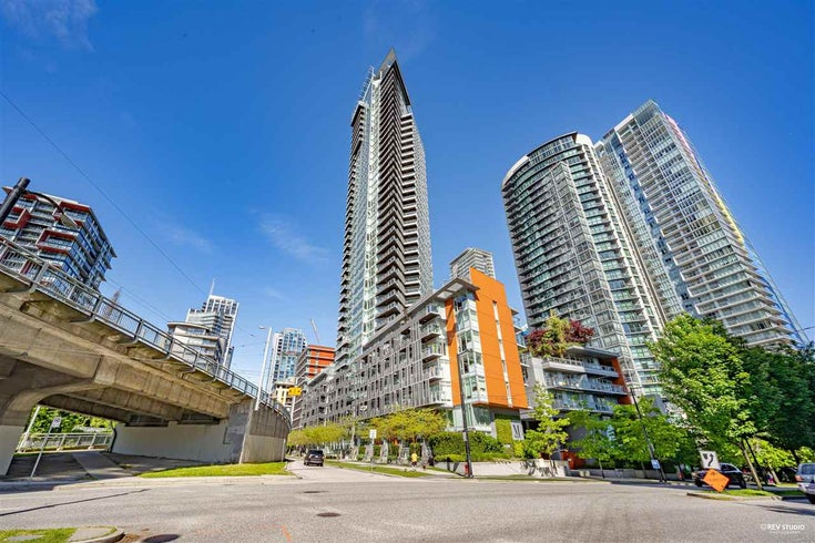 708 1372 SEYMOUR STREET - Downtown VW Apartment/Condo for sale, 1 Bedroom (R2585443)