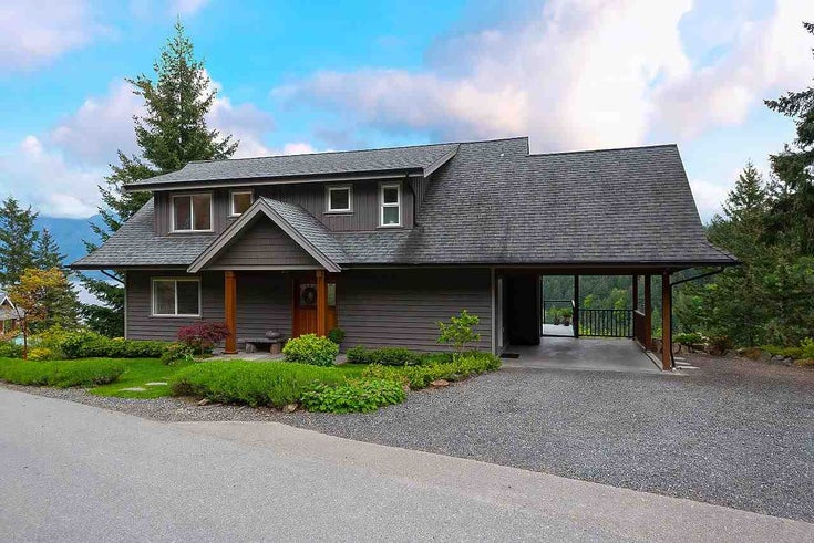 972 SEAVIEW PLACE - Bowen Island House/Single Family for sale, 4 Bedrooms (R2585446)
