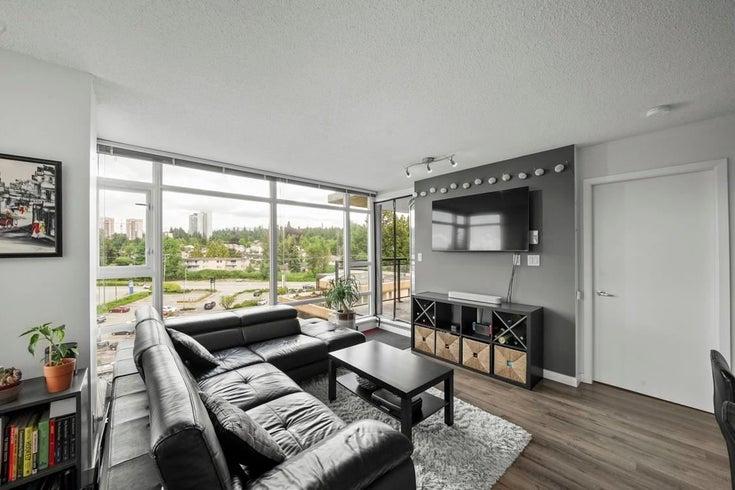 906 575 DELESTRE AVENUE - Coquitlam West Apartment/Condo for sale, 2 Bedrooms (R2585504)