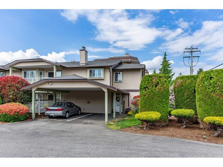 25 8975 MARY STREET - Chilliwack W Young-Well Townhouse for sale, 2 Bedrooms (R2585506)