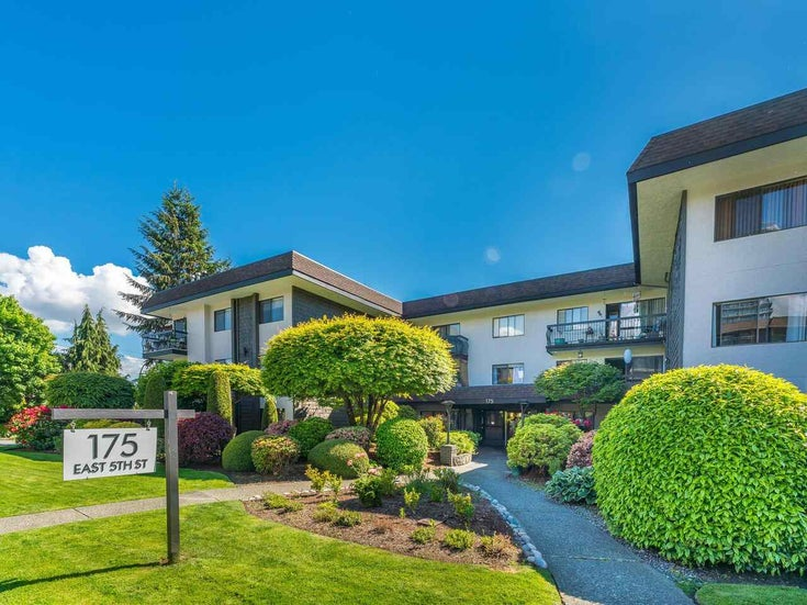 307 175 E 5TH STREET - Lower Lonsdale Apartment/Condo for sale, 2 Bedrooms (R2585601)