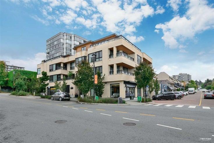 201 522 15TH STREET - Ambleside Apartment/Condo for sale, 1 Bedroom (R2585639)