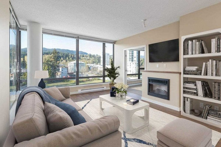 407 110 BREW STREET - Port Moody Centre Apartment/Condo for sale, 2 Bedrooms (R2585648)
