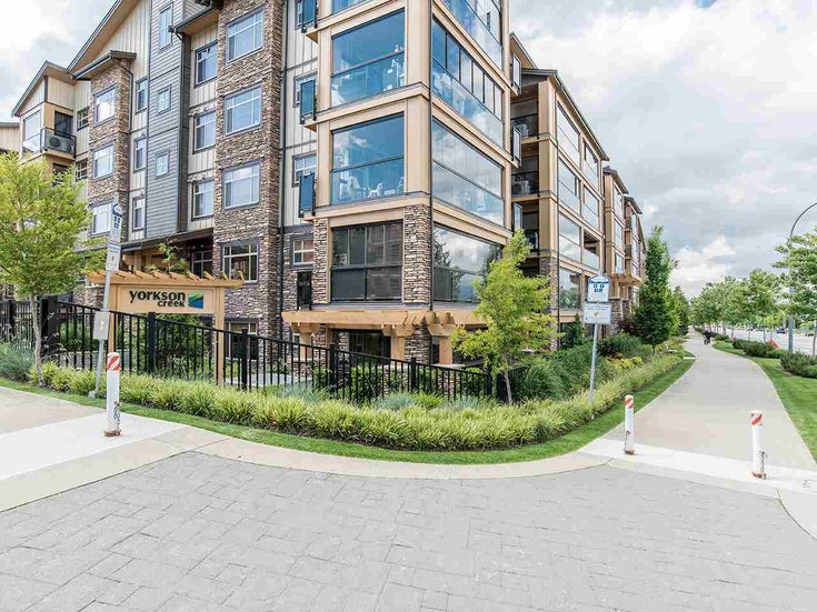307 8218 207A STREET - Willoughby Heights Apartment/Condo for sale, 3 Bedrooms (R2585751)