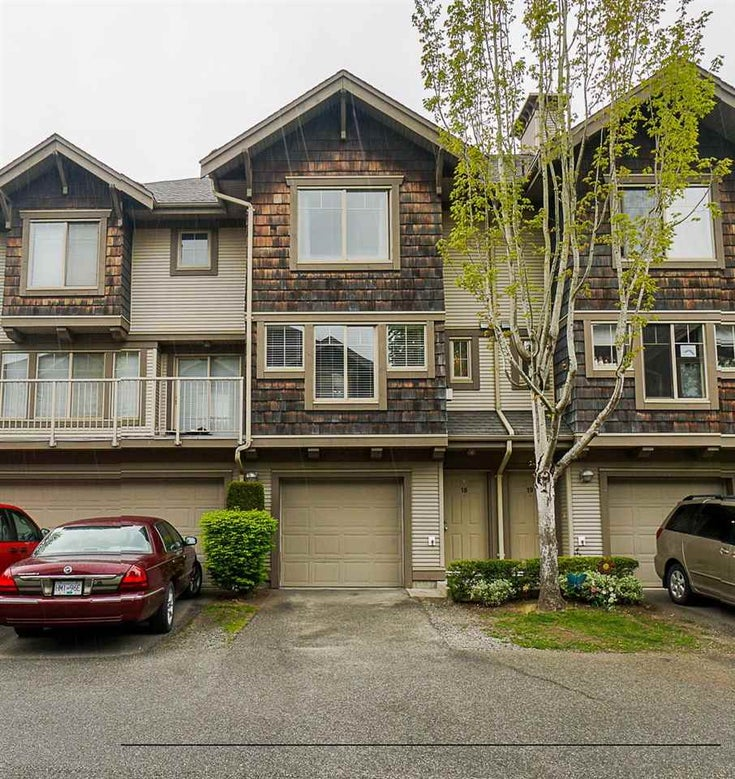 18 20761 DUNCAN WAY - Langley City Townhouse for sale, 3 Bedrooms (R2585910)