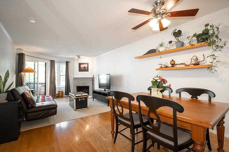 101 575 W 13TH AVENUE - Fairview VW Apartment/Condo for sale, 1 Bedroom (R2585953)