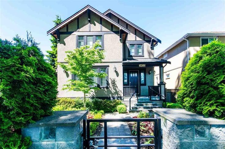 3455 W 10TH AVENUE - Kitsilano House/Single Family for sale, 7 Bedrooms (R2585996)