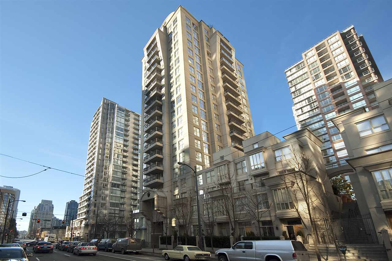 1001 989 RICHARDS STREET - Downtown VW Apartment/Condo for sale(R2585997) - #1