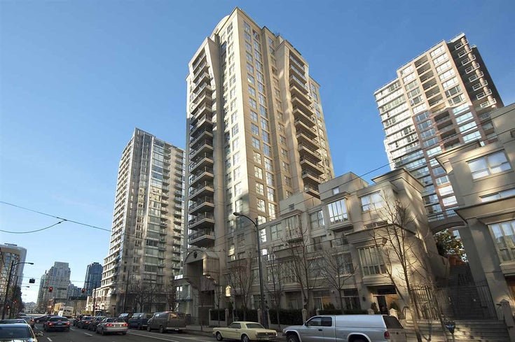 1001 989 RICHARDS STREET - Downtown VW Apartment/Condo for sale(R2585997)