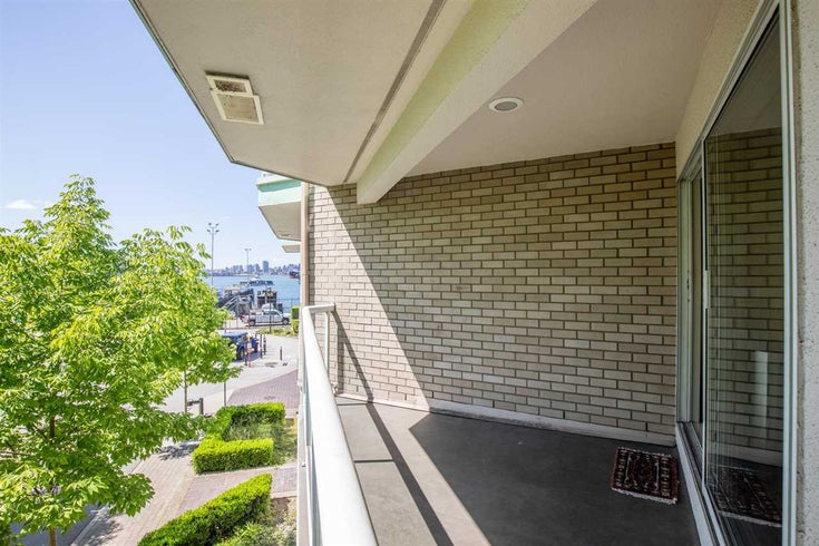 3209 33 CHESTERFIELD PLACE - Lower Lonsdale Apartment/Condo for sale, 1 Bedroom (R2586091)