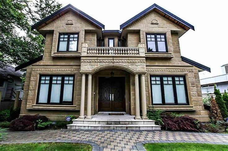6061 MACDONALD STREET - Kerrisdale House/Single Family for sale, 5 Bedrooms (R2586113)