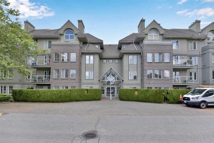 408 12155 75A AVENUE - West Newton Apartment/Condo for sale, 1 Bedroom (R2586155)