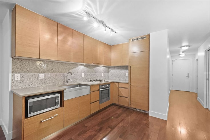 708 565 SMITHE STREET - Downtown VW Apartment/Condo for sale, 1 Bedroom (R2586169)