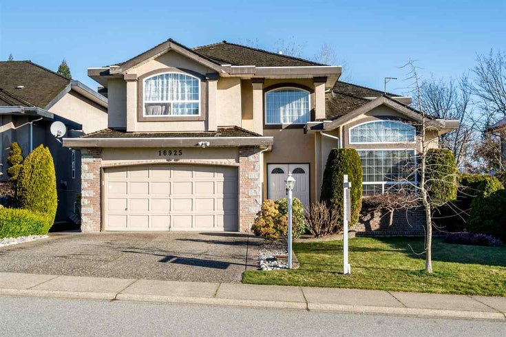 16925 105A AVENUE - Fraser Heights House/Single Family for sale, 7 Bedrooms (R2586197)