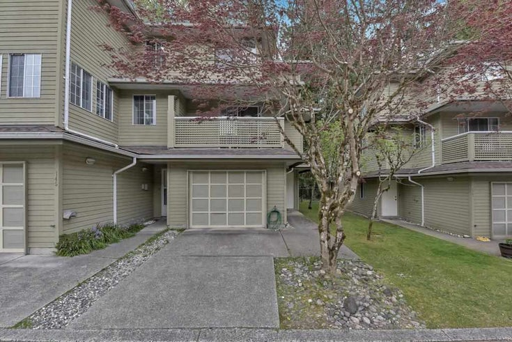 146 1386 LINCOLN DRIVE - Oxford Heights Townhouse for sale, 3 Bedrooms (R2586243)