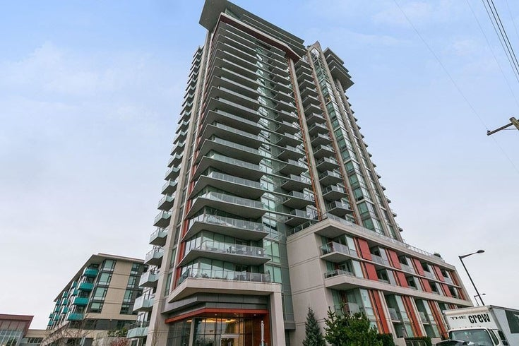 905 1550 FERN STREET - Lynnmour Apartment/Condo for sale, 1 Bedroom (R2586302)