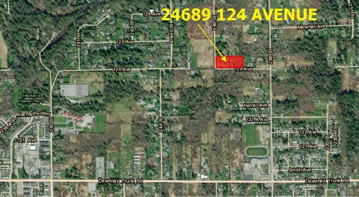 24689 124 AVENUE - Websters Corners for sale(R2586345)