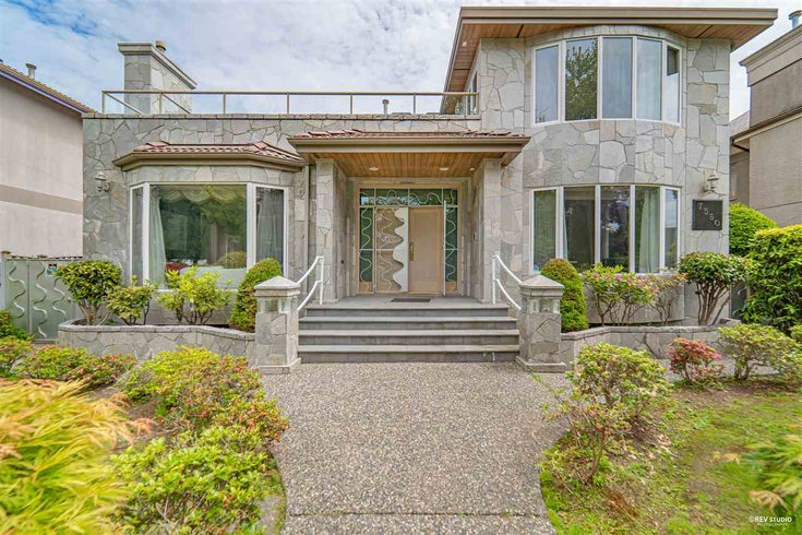 7550 ARBUTUS STREET - S.W. Marine House/Single Family for sale, 6 Bedrooms (R2586457)