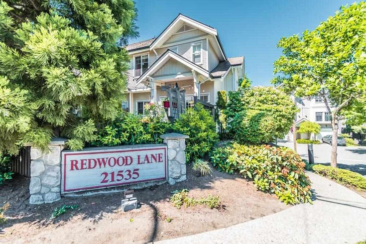 12 21535 88TH AVENUE - Walnut Grove Townhouse for sale, 3 Bedrooms (R2586469)